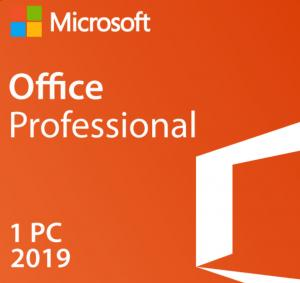 China 32/64 Bit Microsoft Office 2019 Professional Oem Version For Win 10 Home /  Pro on sale