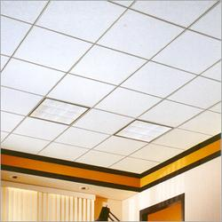 Armstrong Fine Fissured Ceiling Board Beveled Tegular For