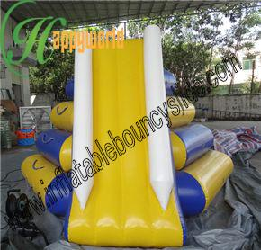 China Funny Summer Inflatable Water Games / Inflatable Climber For Kids on sale