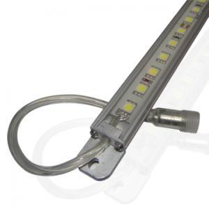 China 9W / 18W 0.5M / 1.0M Bright Dustproof Warm White SMD 120°View Angle Rigid Led Light Bars on sale