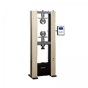 China Gate Type Electronic Universal Mechanical Testing Machine , Non Destructive Testing Equipment on sale