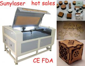 China 100W CO2 Laser Cutting Machine for MDF Laser Cutter for MDF on sale