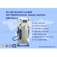 China IPL Hair Removal Laser RF Multifunction Beauty Equipment For Salon on sale
