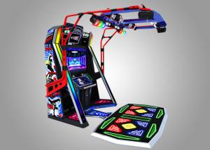 China 47 Inch Revolution Rhythm Simulator Game Machine / Music Dance Machine on sale