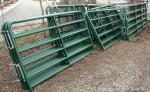 4ft x 9ft Cattle Horse yard panels for Unite States Farm 40mm tubing cattle fence panels
