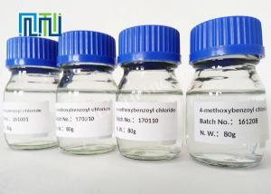 China 99.0% Pharmaceutical Raw Materials 4-methoxybenzoyl Chloride CAS 100-07-2 on sale