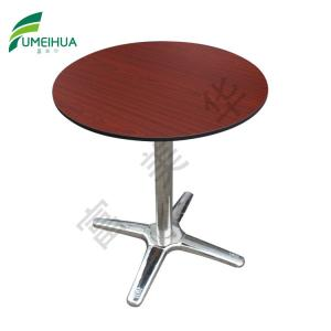 China 12mm compact laminate round table top on sale
