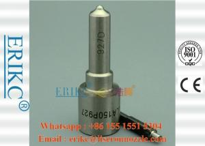 China High Speed Steel Diesel Pump Nozzle Common Rail Fuel Spray Nozzle 093400 9270 on sale