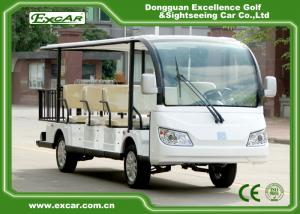 China Electric Sightseeing Car With Iron Frame on sale
