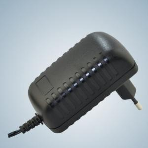Quality Lightweight 15 W Universal AC Power Adapter EN60950 Balck KSAFD Series KTEC for sale