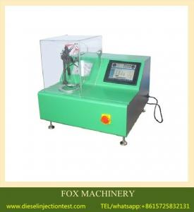 China 220V/Single phase,Common Rail Diesel Injector Test Bench with servo motor lower noise on sale