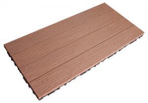 China WPC DIY Tile Floor Panel 610*310*25mm (RMD-D7) on sale