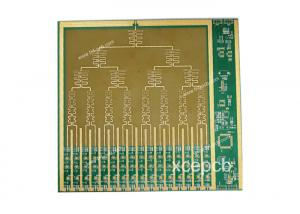 China RFID Dual Band GSM Antennas Electronic Circuit Board For WIFI 2.4GHZ Semiconductor on sale