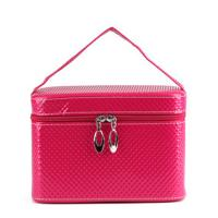 Wholesale Good Quality PU Leather Cosmetic Bag Hot Sale Makeup Organizer Box