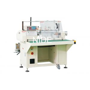 Quality Double Station Automatic Coil Winding Machine For Generator Motor , Deep Pump Motor for sale