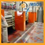 China Extrusion Polycarbonate Hollow Plate EVA Self Adhesive Protective Plastic Film Transpatrent wholesale