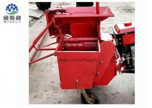 China Small Maize Harvesting Machine , Walk Behind Tractor Corn Harvester Machine on sale