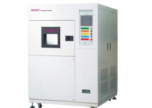 China Electronic Rubber Thermal Shock Test Chamber With Overheating Protector on sale