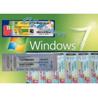 Genuine Windows 7 Home Premium Activation Key Digital Code Blu Ray Disc Support