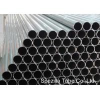 316L Round Welded Stainless Steel Tube / Automatic Tubing 180 Grit Polished