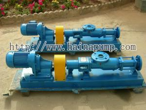 China Single Screw Pumps on sale