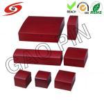 A caixa de madeira da joia/guarda-joias personalizam/o projeto caixa de madeira/exposição de madeira da joia caixa
