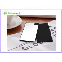 Ultra-Slim Lipstick Power Bank Credit Card 1500mAh for Mobile Phone