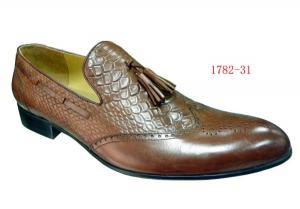 China 2013 Hot Sale Men's Dress Shoes, Fashion And Elegant on sale