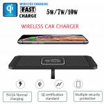 Safety Automotive Wireless Charger For Toyota Highlander / Camry / Prado / LAND CRUISER / Corolla