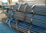 Threaded Anchor Rod Self Drilling Anchor System High Piling Output