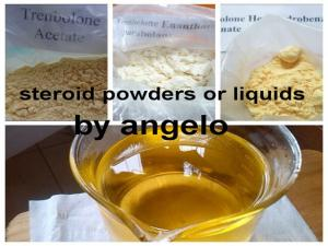 China Trenbolone Powder Semi-finished Steroid Oils Trenbolone 100mg/ml Production Process on sale