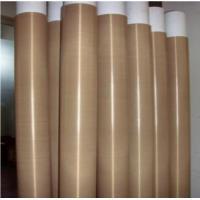 China High Temperature PTFE Coated Fiberglass Fabric With Teflon Fiberglass Coated on sale
