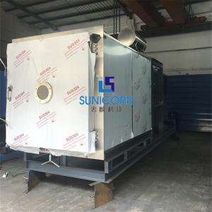 China 10sqm 100kg Fruit And Vegetable Dehydration Machine 6600*2100*2100mm on sale