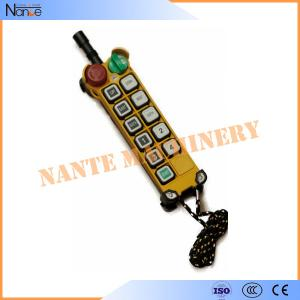 China Digital Wireless F24 Series Crane Remote Control Over The Whole World on sale