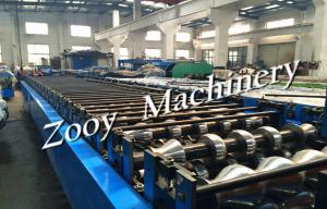 China Color Steel Corrugated Roof Tile Roll Forming Machine For Moving House on sale