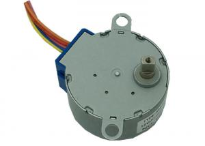 China Long Service Life Permanent Magnet Stepper Motor , 600V AC High Voltage Stepper Motor on sale
