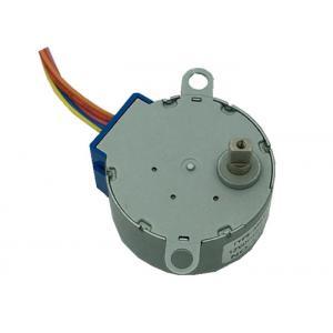 China Long Service Life Permanent Magnet Stepper Motor , 600V AC High Voltage Stepper Motor on sale