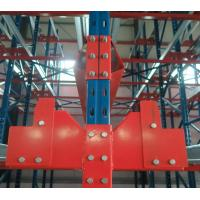 Customized Height Radio Shuttle Racking System / Automated Warehouse Storage Systems
