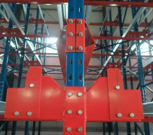 China Customized Height Radio Shuttle Racking System / Automated Warehouse Storage Systems on sale