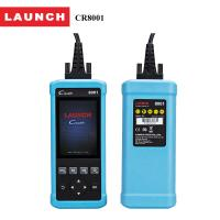 China Launch CReader CR8001 DIY OBD2 Code Reader Car Diagnostic Tool Support Oil EPB,BMS,SAS,ABS Reset /Service Mileage Launch on sale