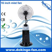 China 16 inch Spray mist Pedestal Fan on sale