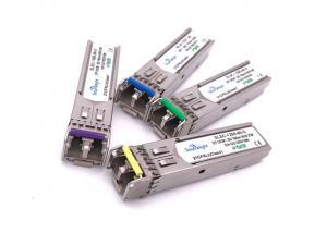 China 80km Single Mode Sfp Gigabit Ethernet Module Cwdm Sfp 1.25gbps 1470nm Wavelength on sale