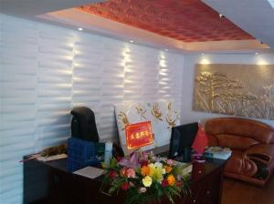 Waterproof Office Decorative Wall Panel Background Interior Wall