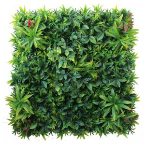China 19 * 19 Grids Fake Living Wall Indoor With No Maintenance on sale