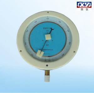 China precision pressure gauge YB - 254 on sale