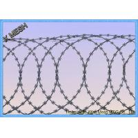 China Razorwire Flat Profile – A Useful Alternative To Concertina Razor Wire With Clips on sale