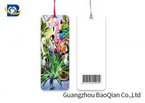 China Paper Label 3D Lenticular Bookmark Animal Cute Personalized Lenticular Product on sale