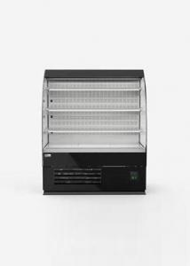 China Low Height Vertical Multideck Display Fridge Air Cooling Automatic Defrost on sale