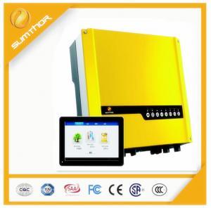 China 5KW single phase Hybrid inverter solar energy pv inverter with high quality on sale