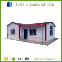 easy to assemble and disassemble prefab house precast home design